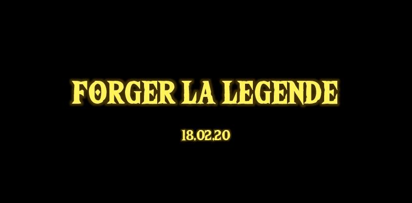 [Hommage] FORGER LA LEGENDE - Zelda BOTW trailer fan Forger10
