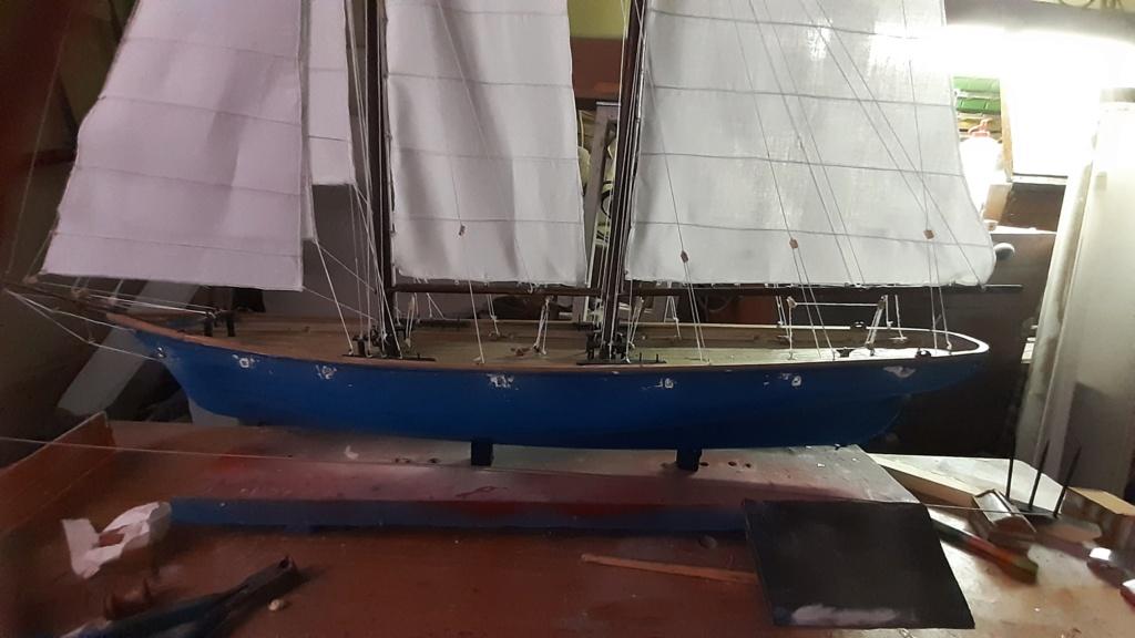 Lo yacht goletta francese  VELOX - Pagina 2 20200922