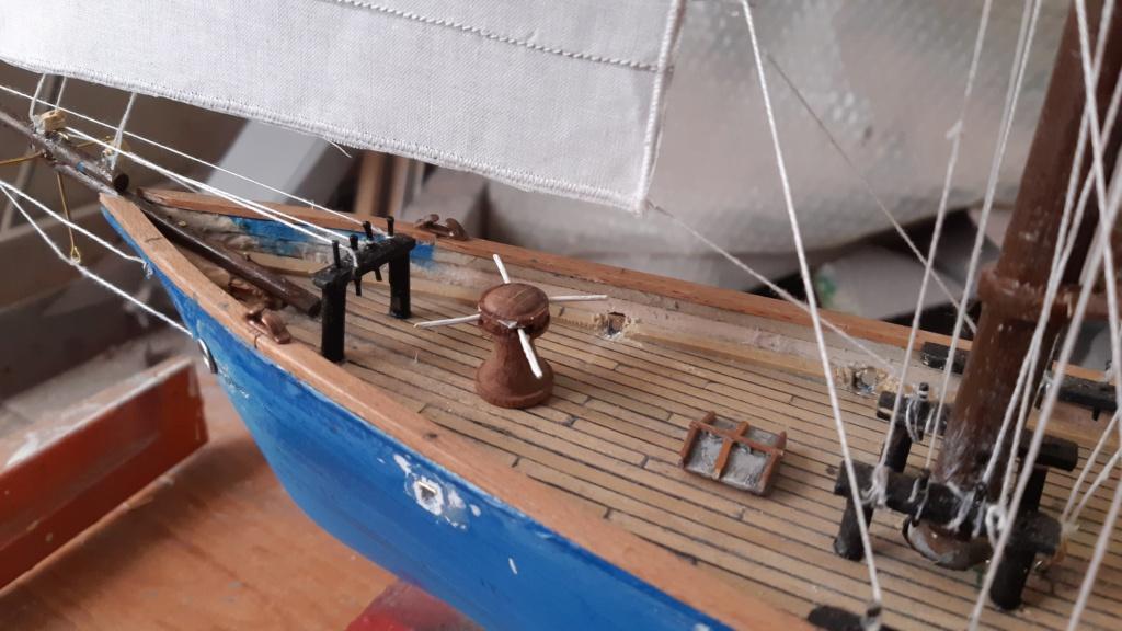 Lo yacht goletta francese  VELOX - Pagina 2 20200925