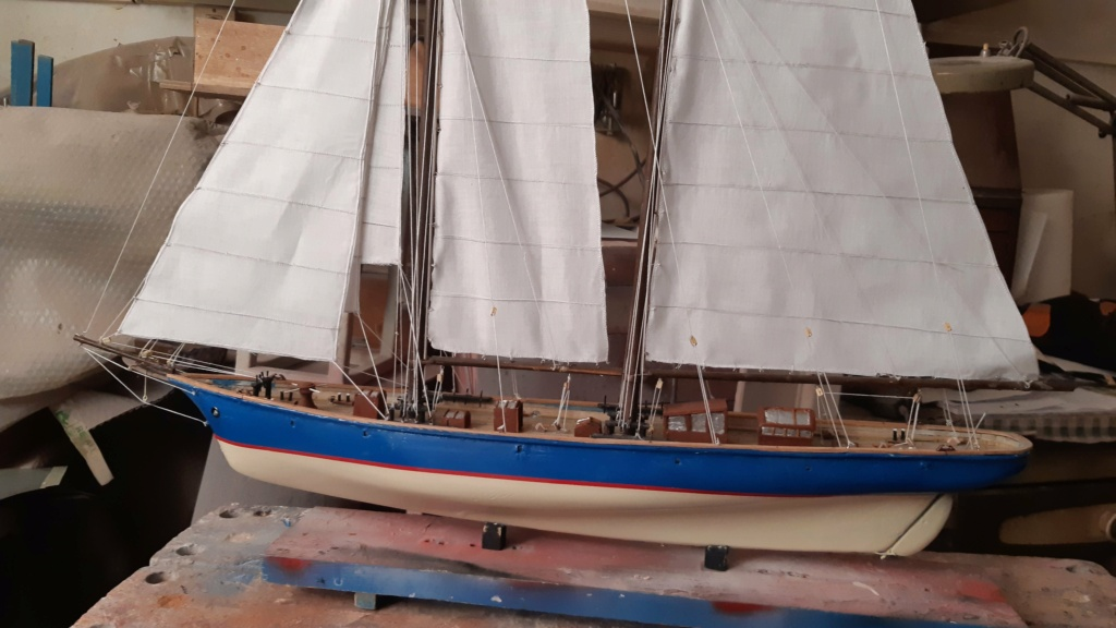 Lo yacht goletta francese  VELOX - Pagina 2 20200927