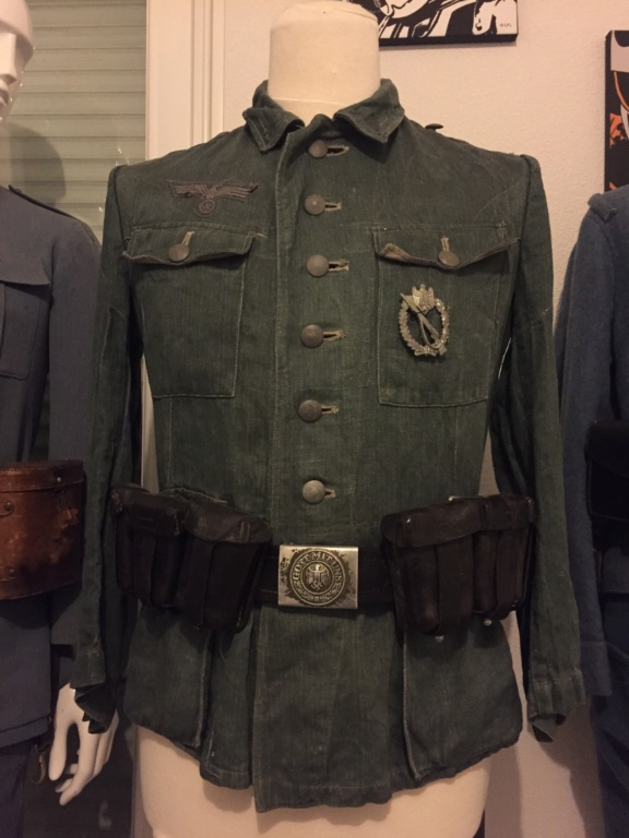 Mannequin soldat allemand  heer Ab47d810