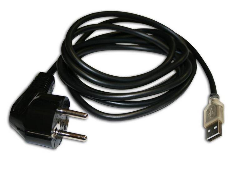 Se protéger des OEM (prise USB à la terre) Cordon10