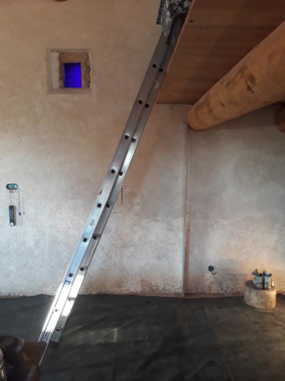 Escalier Droit en Frêne avec tiroirs  - Page 3 20190950