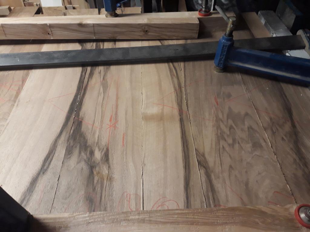 Escalier Droit en Frêne avec tiroirs  20200213