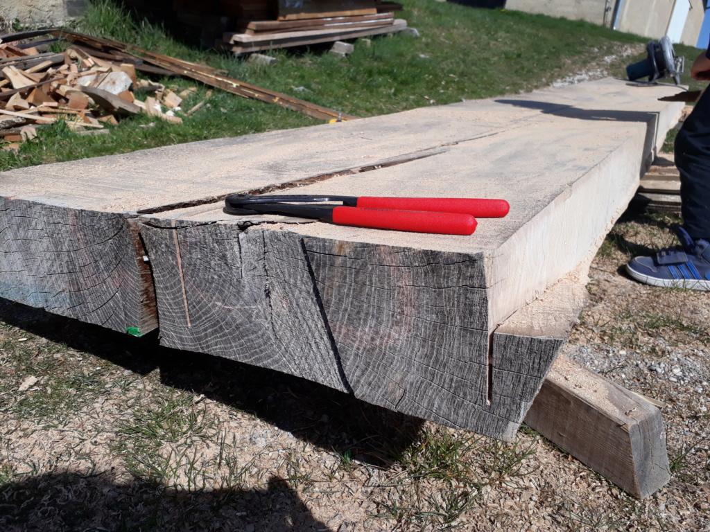 Escalier Droit en Frêne avec tiroirs  - Page 2 20200326