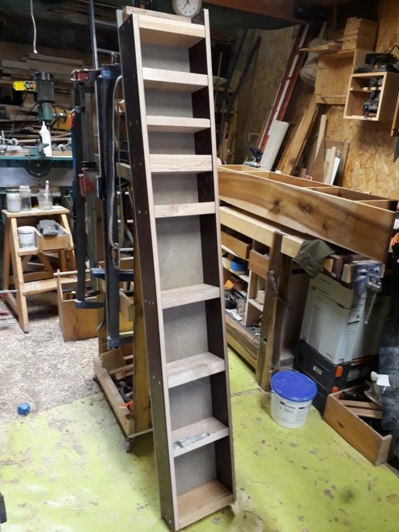 Escalier Droit en Frêne avec tiroirs  - Page 2 20200329
