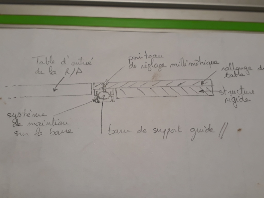 Escalier Droit en Frêne avec tiroirs  - Page 2 20200531