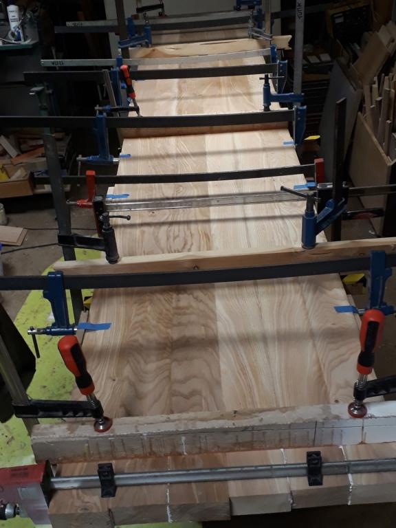 Escalier Droit en Frêne avec tiroirs  - Page 2 20200543