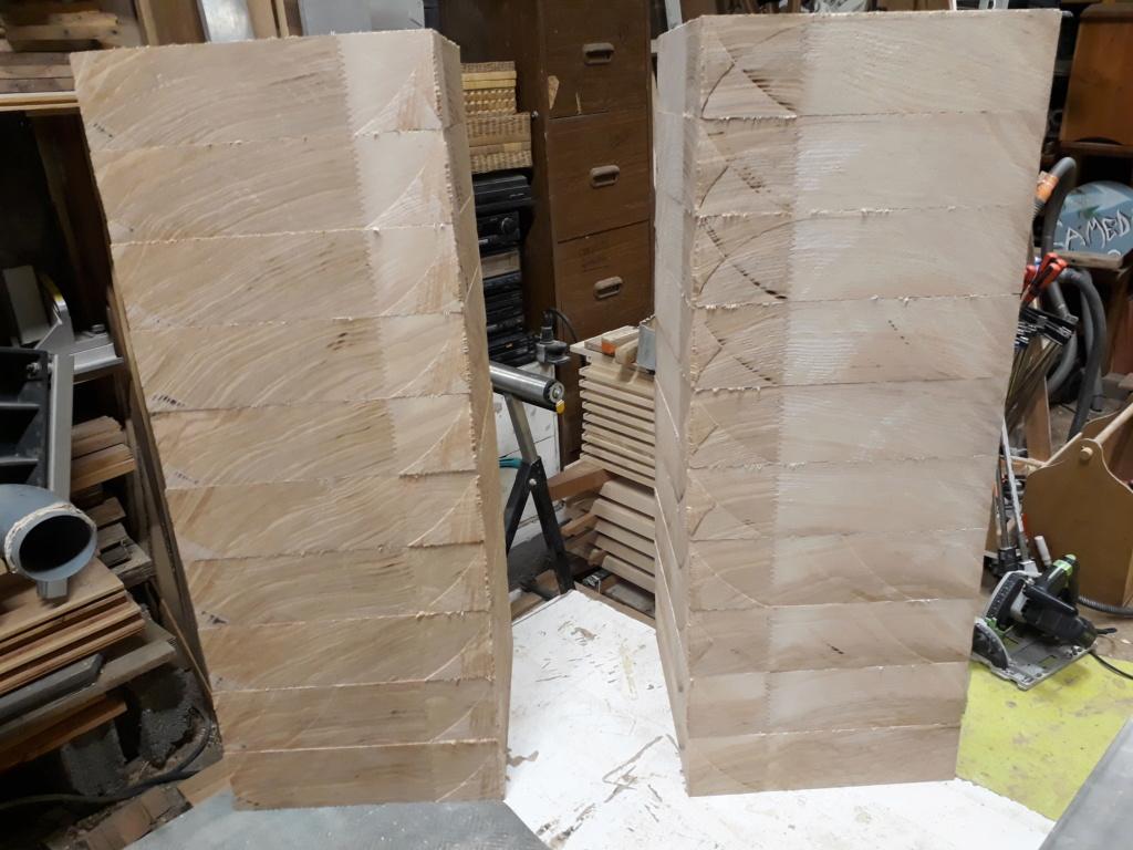 Escalier Droit en Frêne avec tiroirs  - Page 2 20200549