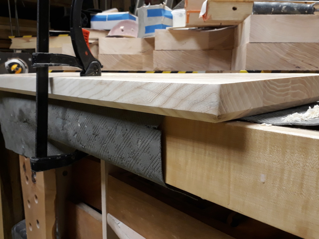 Escalier Droit en Frêne avec tiroirs  - Page 3 20200559