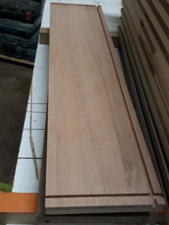 Escalier Droit en Frêne avec tiroirs  - Page 3 20200561