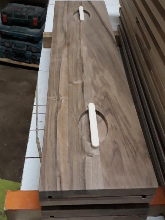 Escalier Droit en Frêne avec tiroirs  - Page 3 20200562