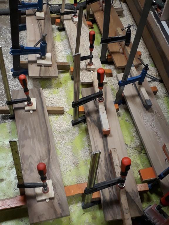 Escalier Droit en Frêne avec tiroirs  - Page 3 20200563