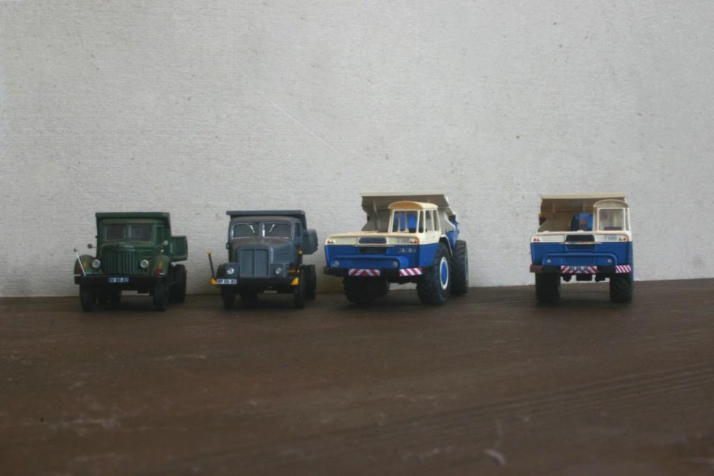 Stavostroj Einachsschlepper T180/D10 Kübelkipper und T180/S10 Scraper Img_3112