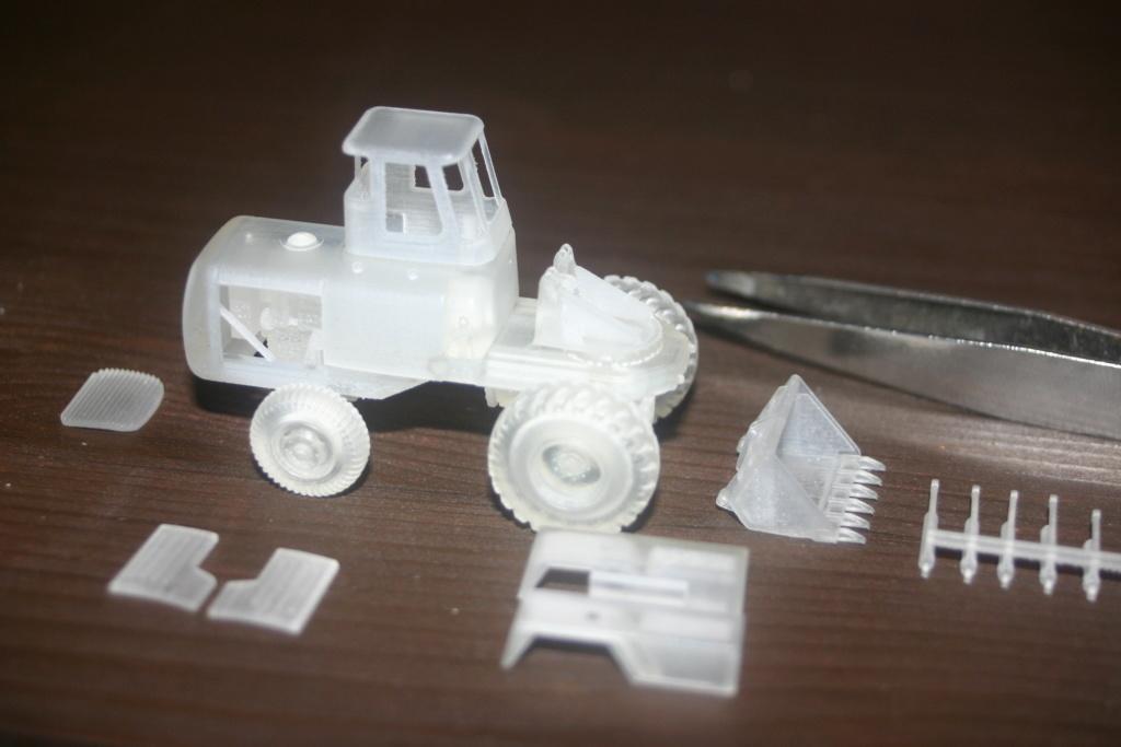 hydraulischer Schwenklader HON-050 und HON-051 Img_3210