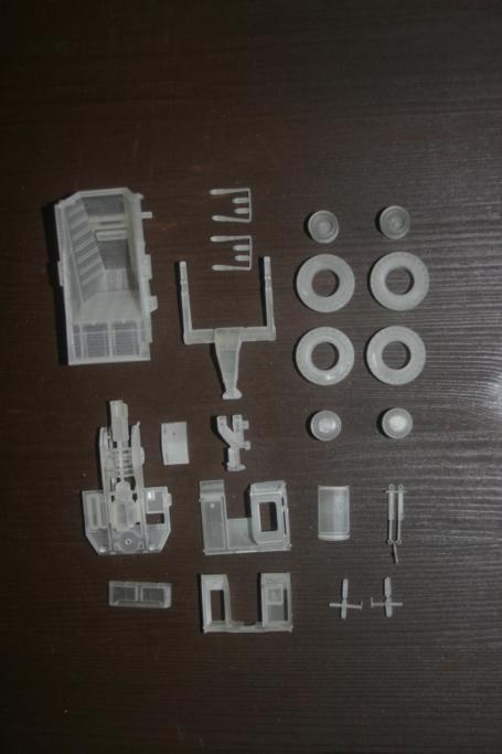 Stavostroj Einachsschlepper T180/D10 Kübelkipper und T180/S10 Scraper - Seite 2 Img_3510