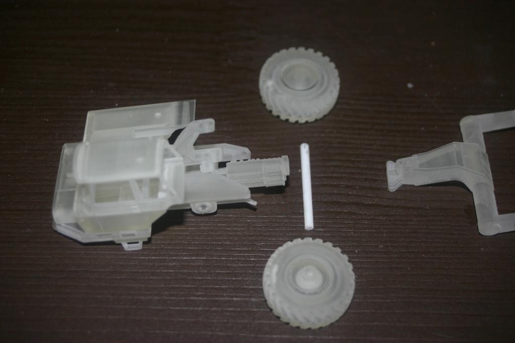 Stavostroj Einachsschlepper T180/D10 Kübelkipper und T180/S10 Scraper - Seite 2 Img_3515