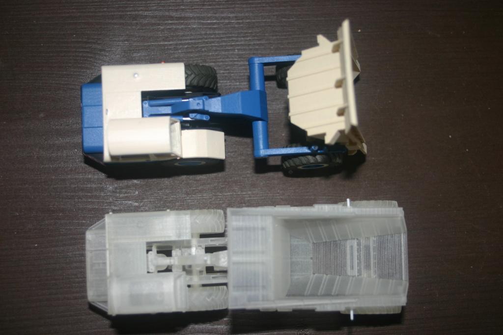 Stavostroj Einachsschlepper T180/D10 Kübelkipper und T180/S10 Scraper - Seite 2 Img_3520