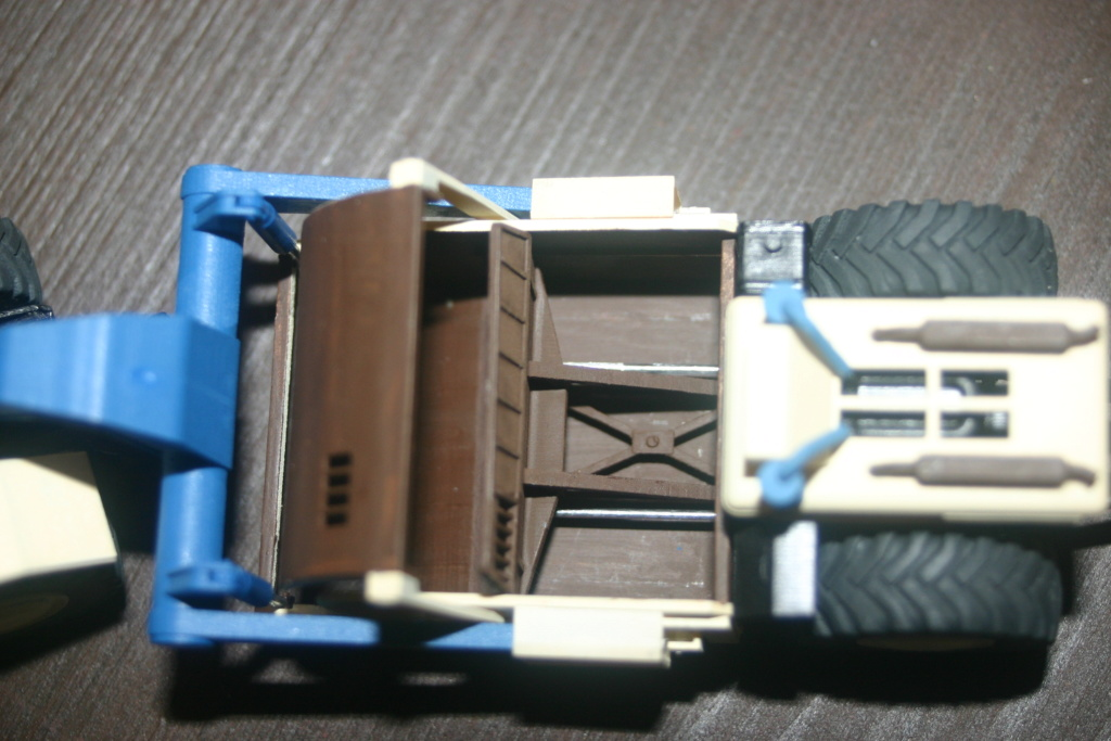 Stavostroj Einachsschlepper T180/D10 Kübelkipper und T180/S10 Scraper - Seite 2 Img_3527