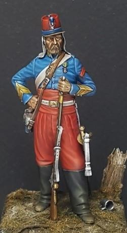 Chasseur d'afrique 1854 Thumbn12
