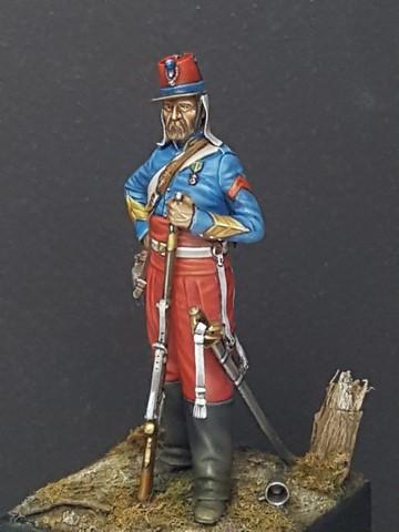 Chasseur d'afrique 1854 Thumbn13