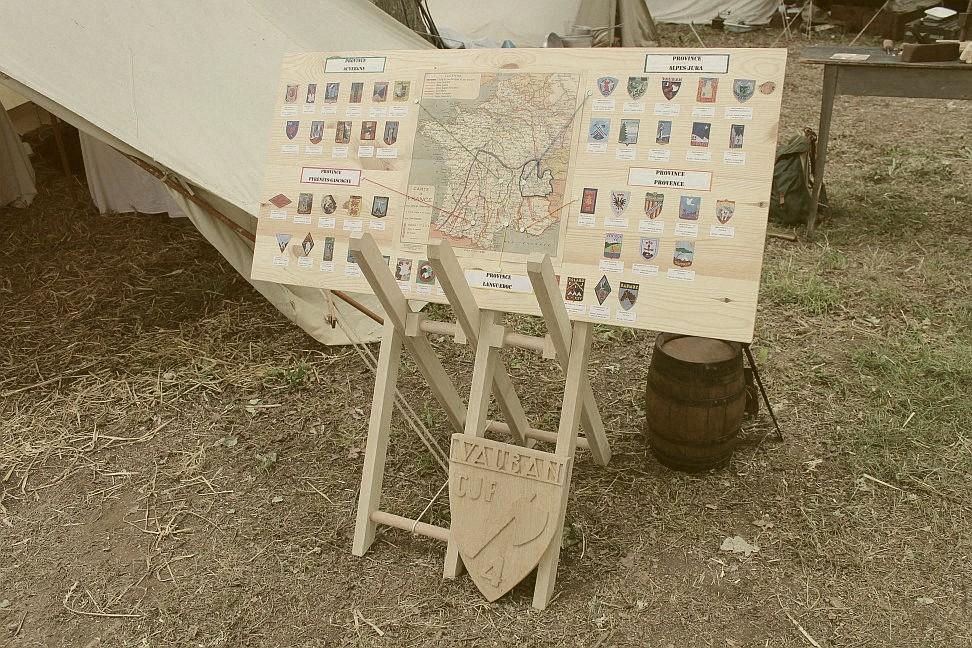 GROUPEMENT VAUBAN N°4 aux HISTORIQUES de SULLY S/LOIRE 60878010