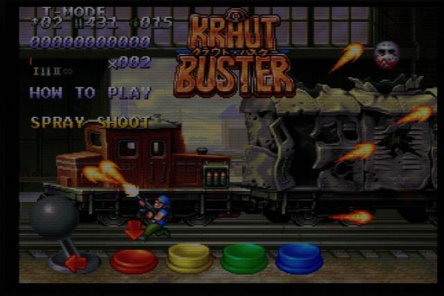[MVS] Kraut Buster Limited Edition, la review 2019-024