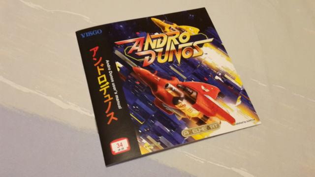 [AES] Andro Dunos, réédition 2021, la REVIEW 20210619