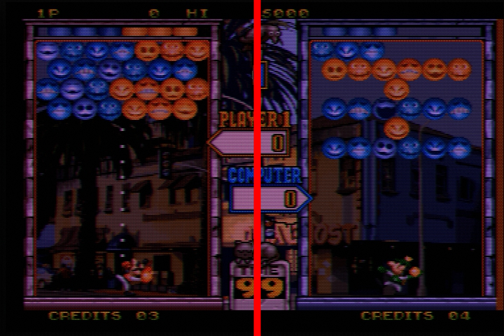 [AES] Comparatif : AES 3-6 VS AES 3-6 RGB Fix 311