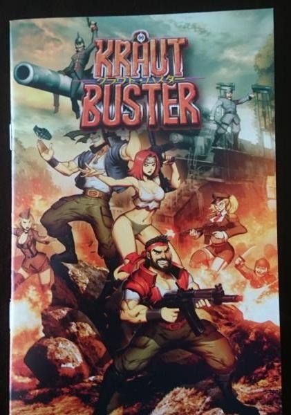 [MVS] Kraut Buster Limited Edition, la review 312