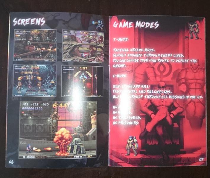 [MVS] Kraut Buster Limited Edition, la review 510
