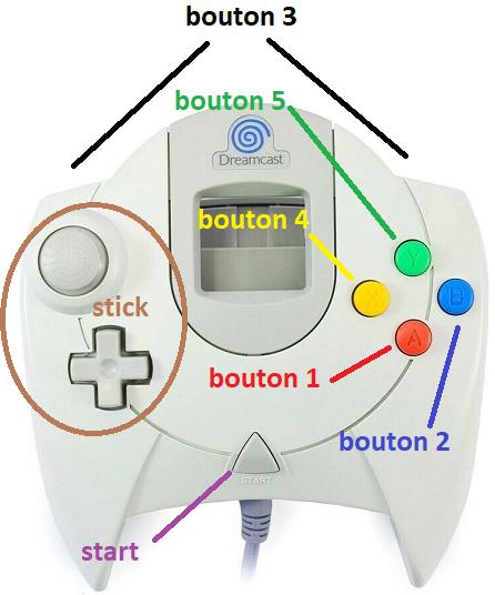 Tutoriel : modifier les paramètres de vos jeux Atomiswave - DC 6a10