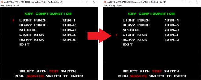 Tutoriel : modifier les paramètres de vos jeux Atomiswave - DC 6b10