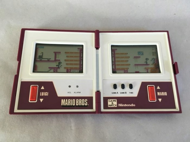 Le Game & Watch Nintendo 202X B60a7110