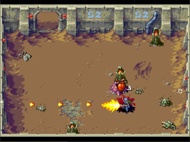 [MD] Xeno Crisis Megadrive, la review Dune10