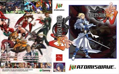 Guilty Gear Isuka Atomiswave porté sur Dreamcast Ggisuk10