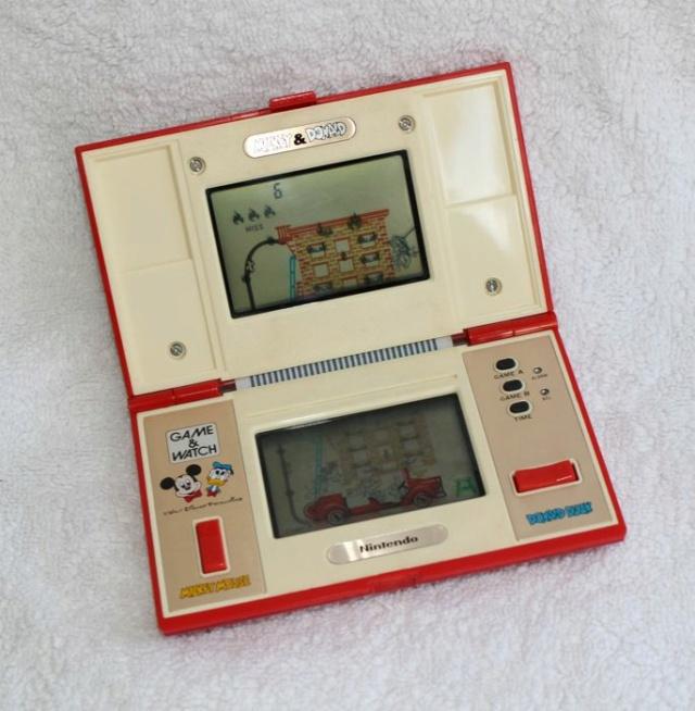 Le Game & Watch Nintendo 202X Gw10