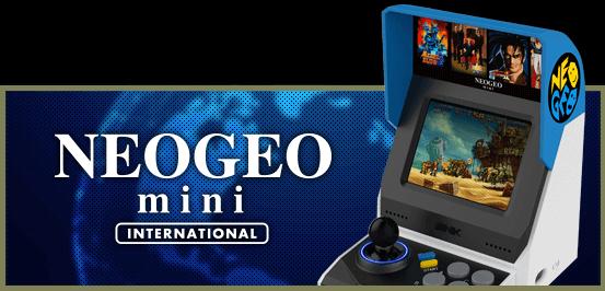 #NeogeoMini  Inter10