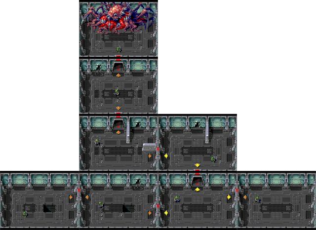 [MD] Xeno Crisis Megadrive, la review Level_12