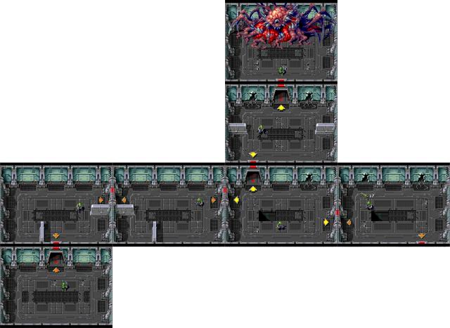[MD] Xeno Crisis Megadrive, la review Level_13