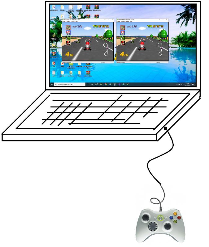 [N64] Mario Kart 64, études et TP - Page 5 Mk11