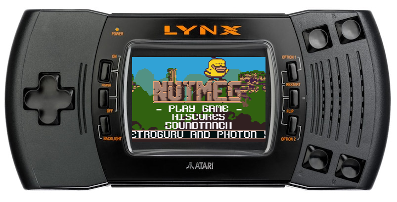 [Lynx] Nutmeg Nutmeg11