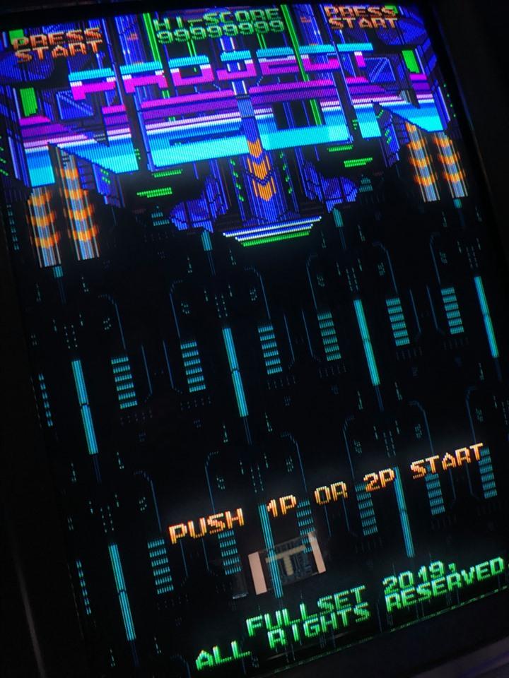 Project Neon, un shoot en TATE pour Neo Geo  Pn110