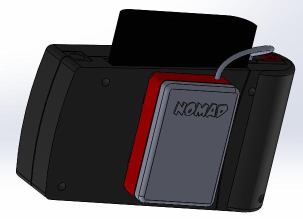 [Nomad] WIP : Zouzzz Power Pack Powerp16