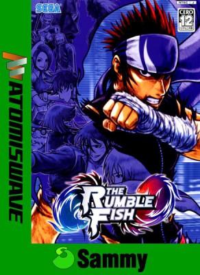 The Rumble Fish Atomiswave porté sur Dreamcast Rumble10