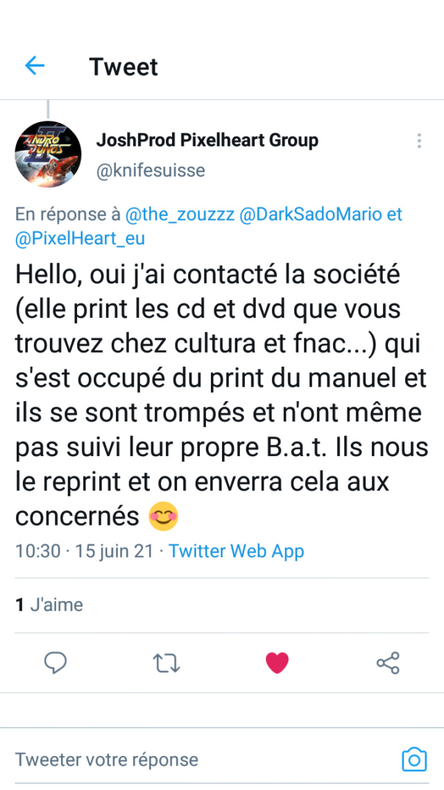 [AES] Andro Dunos, réédition 2021, la REVIEW Screen26