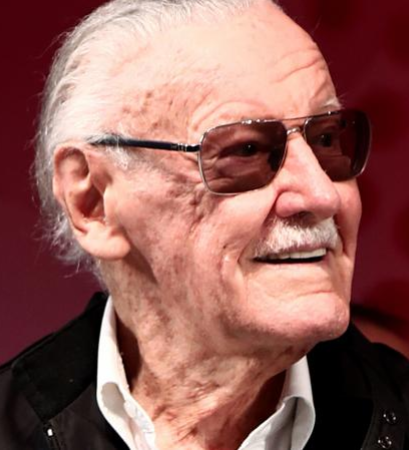 Stan Lee est décédé :'-( Sl10