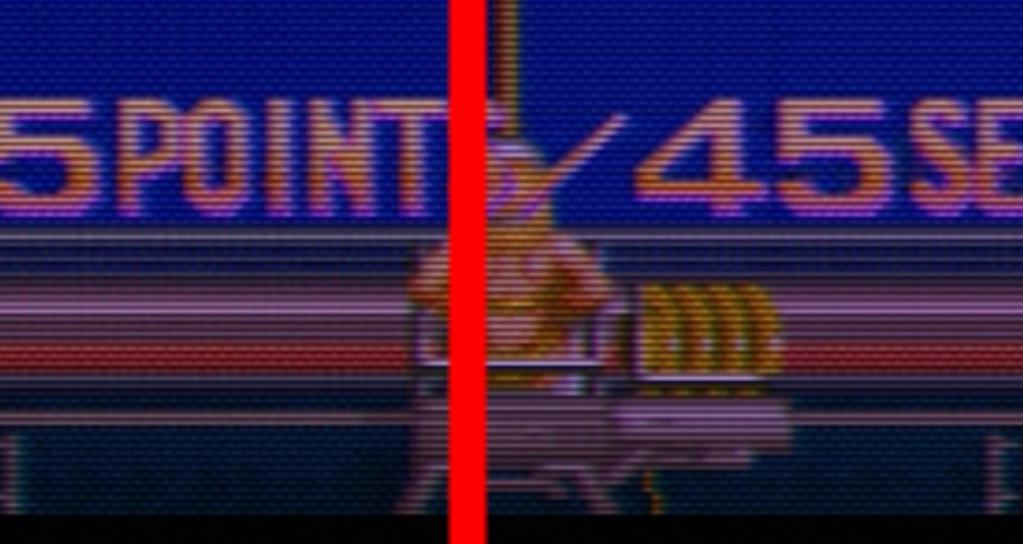 [AES] Comparatif : AES 3-6 VS AES 3-6 RGB Fix Windja11
