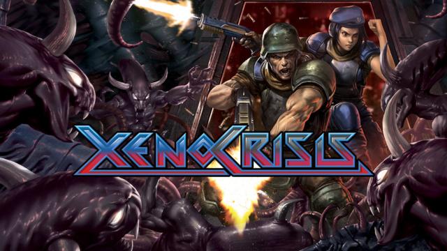 [MD] Xeno Crisis Megadrive, la review Xenocr10