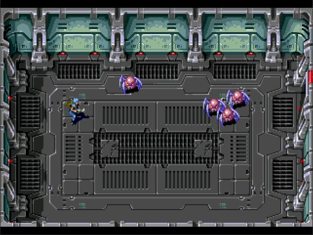 [MD] Xeno Crisis Megadrive, la review Zone110
